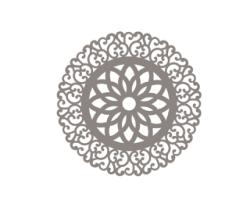 Mandala vector of circle art Free Vector Cdr