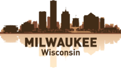 Milwaukee Skyline Free Vector Cdr