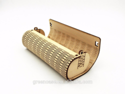 Glasses Case Laser Cutting Free Vector Cdr