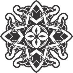 Celtic Ornament Decoration Free Vector Cdr