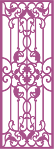 Laser Cut Grille Pattern Free Vector Cdr