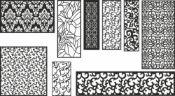 2d Screen Collection Free Vector Cdr
