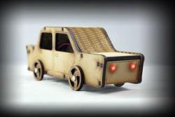 Laser Cut Car Free Vector Cdr
