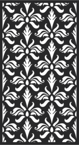 Seamless Vector Floral Pattern Free Vector Cdr