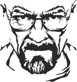 Breaking Bad Heisenberg Vector Free Vector Cdr