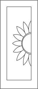 Door Panel Design s-004 vector Free Vector Cdr