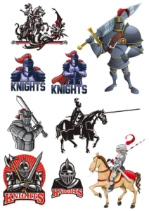 Knight Free Vector Cdr