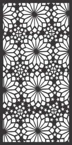 Ornamental round morocco seamless pattern Free Vector Cdr