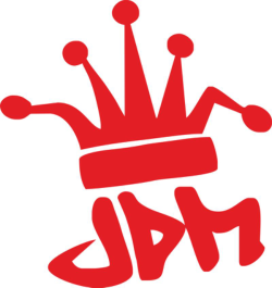 JDM King Sticker Vector Free Vector Cdr