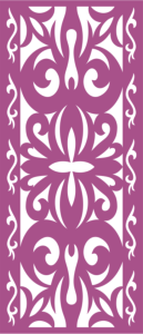 Mdf Room Dividers Pattern Free Vector Cdr