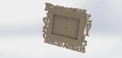 Frame Laser Cut Free Vector Cdr