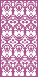 Laser Cut Vector Panel Seamless 215 Free Vector Cdr