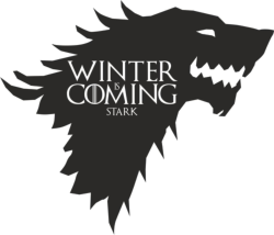 Game Of Thrones Stark Vector Free Vector Cdr