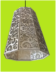 Lamp Siberian Frost Free Vector Cdr