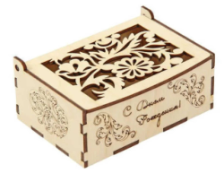 Decorative Box Laser Cut Free Vector Cdr