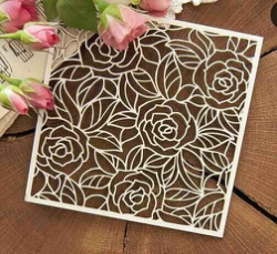 Decorative Pattern Laser Cut Free Vector Cdr