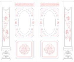 Panel Designs Free Vector Cdr