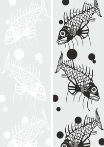 Sandblasting Sea Theme Free Vector Cdr