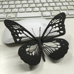 Vector Cutout Butterfly Free Vector Cdr