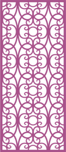 Laser Cut Vector Panel Seamless 174 Free Vector Cdr