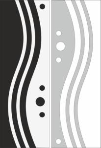 Sandblast Pattern 2234 Free Vector Cdr