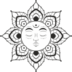 Mandala Sun Free Vector Cdr