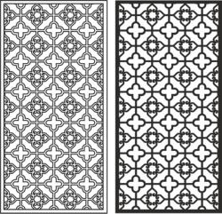 Xinjiang pattern vector Free Vector Cdr