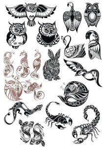 Original Animals Vector Pack Free Vector Cdr