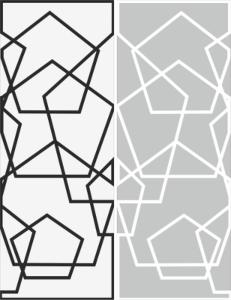 Sandblast Pattern 2174 Free Vector Cdr