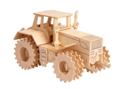 Tractor Vector CNC router and laser cut Free Vector Cdr