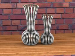 Laser cut Vase Free Vector Cdr