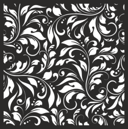 Damask Floral Vector Seamless Pattern Free Vector Cdr
