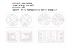 Labirinty Free Vector Cdr