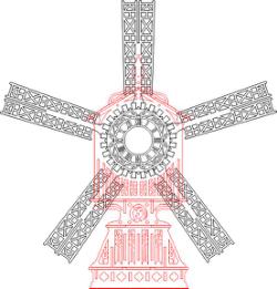 Melnitsa Free Vector Cdr