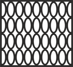 Seamless Curved Shape Pattern Free Vector Cdr