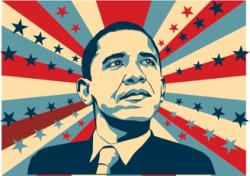 Barack Obama Free Vector Cdr