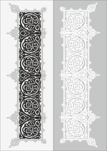 Sandblast Pattern 2194 Free Vector Cdr