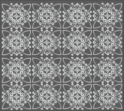 Repeating Geometric Pattern Free Vector Cdr