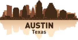 Austin Skyline Free Vector Cdr