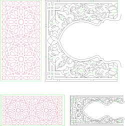 Moroccan Pattern Free Vector Cdr