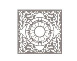 Geometric Mandala Vector Art Free Vector Cdr