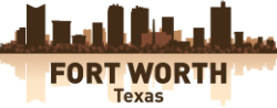 Fort Worth Skyline Free Vector Cdr