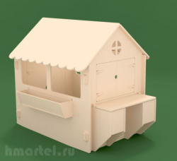 House Tenta Laser Cut Free Vector Cdr