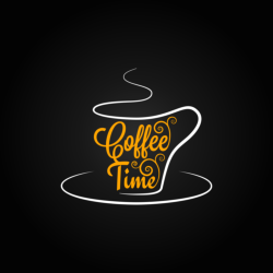 Cafe Logo Free Vector Cdr