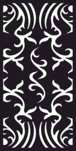Hand texture pattern in black and white Free Vector Cdr