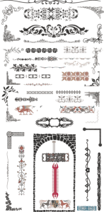 Collection CNC Vectors Free Vector Cdr
