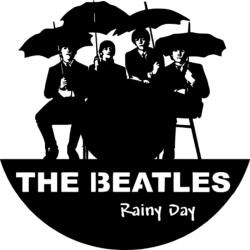 Epic Beatles Wall Clocks Free Vector Cdr