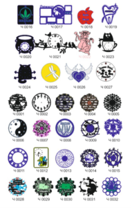 Clocks Free Vector Cdr
