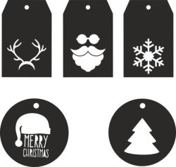 christmas-birki-01 Free Vector Cdr