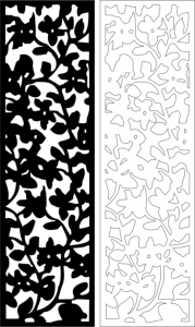 Wall Decor Panel 1 Free Vector Cdr